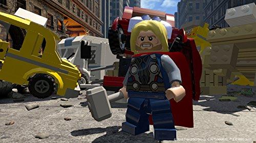 DeploySys Shop | LEGO Marvel Avengers (Nintendo Wii U)