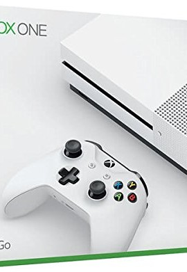 Microsoft-Xbox-One-S-500GB-White-0