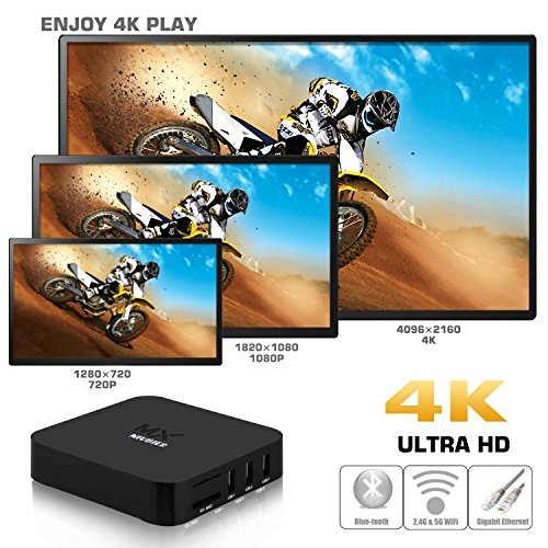 Android TV Box A95X Amlogic S905 Quad Core ARM Cortex A53 ...